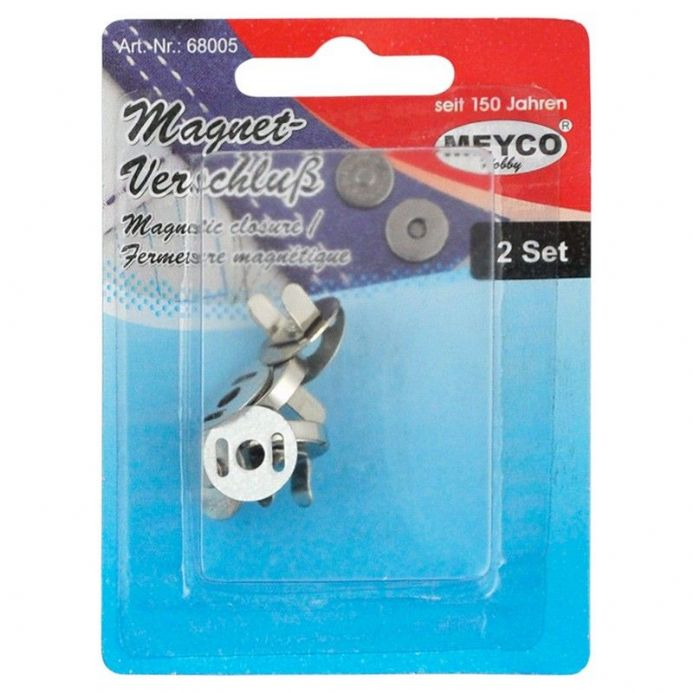 Magnetic Closure  bag latch  (Item 68005)